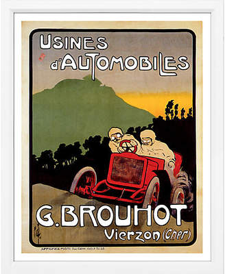 William Stafford Cars - Brouhot Art
