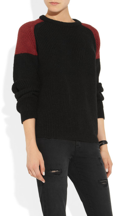 IRO Piper knitted sweater