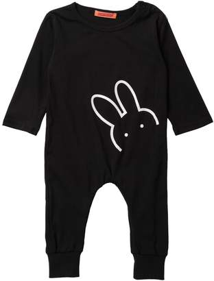 Funkyberry Bunny Jumpsuit (Baby Girls)
