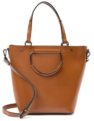 Melie Bianco Blanche Vegan Leather Tote