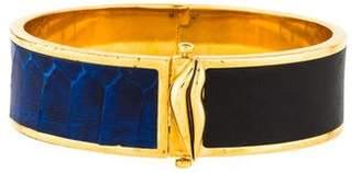 Diane von Furstenberg Hinged Bracelet