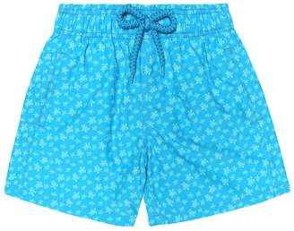 Vilebrequin Kids Jim printed swim trunks