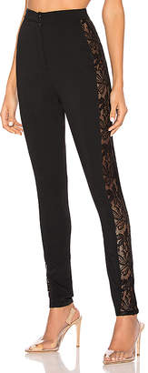by the way. Anatasia Lace Panel Pant