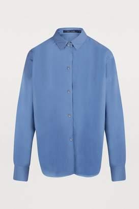 Sofie D'hoore Cotton poplin shirt
