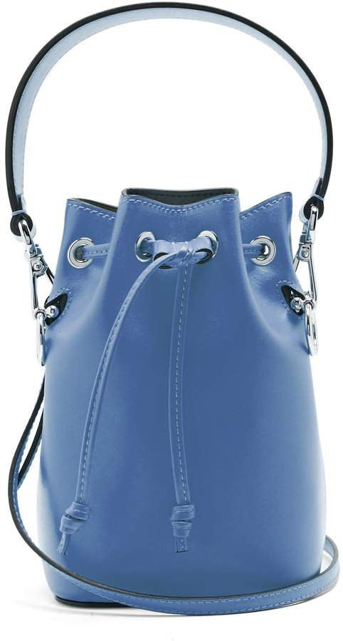 Fendi My Treasure leather bucket bag