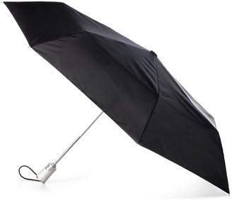 totes NeverWet Auto Open & Close Folding Umbrella