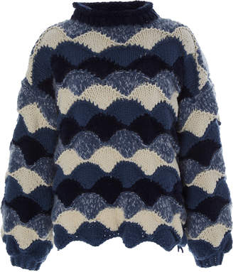 Tuinch M'O Exclusive Oversized Cashmere Sweater