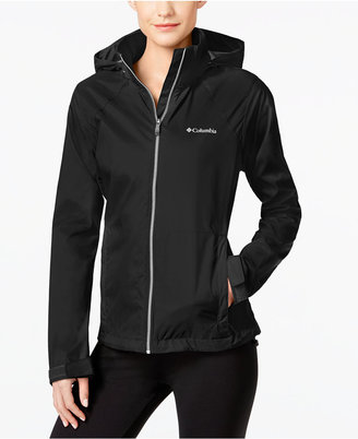 Columbia Switchback Ii Omni-Shield Water-Repellent Jacket $60 thestylecure.com