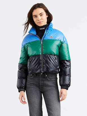 Levi's Cropped Puffer Jacket