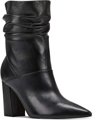 Nine West Cames Slouch Booties Women Shoes