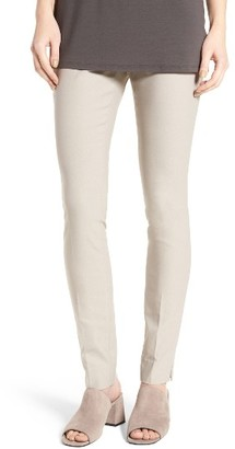 Women's Nic+Zoe Wonder Stretch Straight Leg Pants $118 thestylecure.com