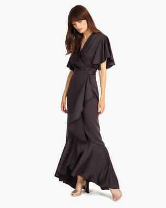 Phase Eight Angalina Frill Maxi Dress