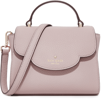 Kate Spade New York Mini Makayla Top Handle Satchel $248 thestylecure.com