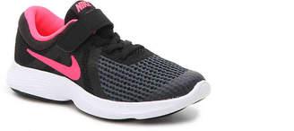 Nike Revolution 4 Toddler & Youth Running Shoe - Girl's