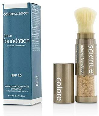 Colorescience Loose Mineral Foundation Brush SPF20 - Medium Sand - 6g/0.21oz