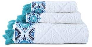 John Robshaw Aloka Wash Cloth
