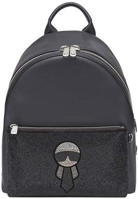 Fendi studded Karlito backpack