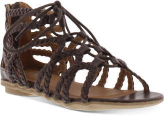 Kenneth Cole Little & Big Girls Bright Bella Sandals