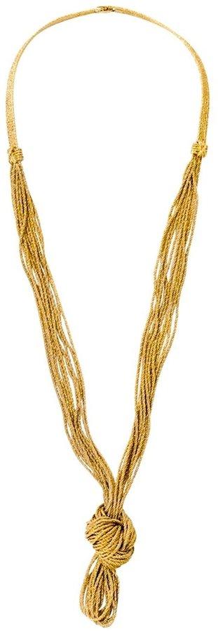 Aurelie BidermannAurelie Bidermann 'Miki Dora' statement necklace