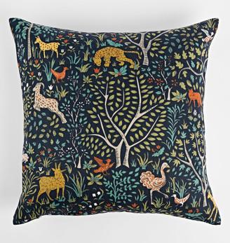 Folklands Print Pillow Cover