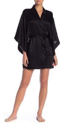 Natori Satin Short Robe