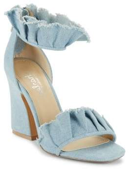 Charles by Charles David Haley Denim Sandals