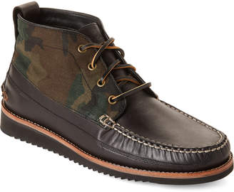 Cole Haan Camo Pinch Rugged Chukka Boots