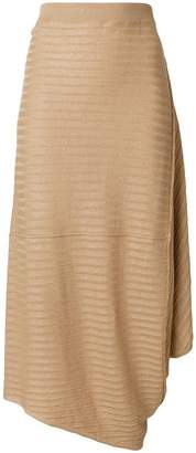 J.W.Anderson ribbed skirt