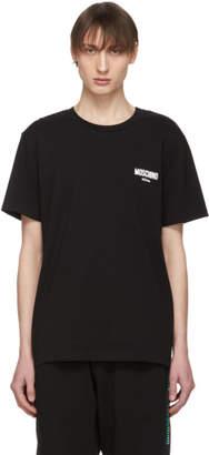 Moschino Black 3D Logo T-Shirt