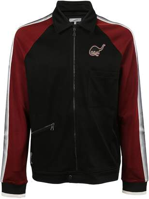 Lanvin Two-tone Zipped Jacket