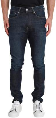 Calvin Klein Jeans Stretch Blue Jeans