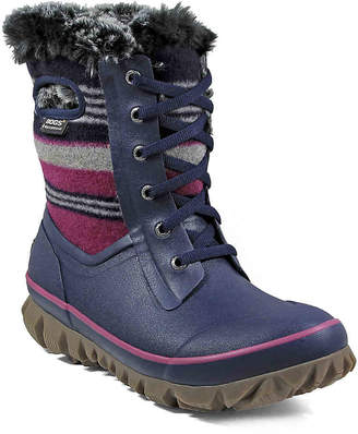 Bogs Arcata Stripe Snow Boot - Women's
