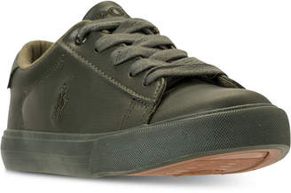 Polo Ralph Lauren (ポロ ラルフ ローレン) - Polo Ralph Lauren Boys' Easten Casual Sneakers from Finish Line