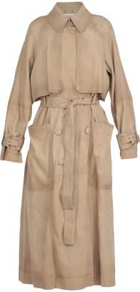 Golden Goose Leather Coat