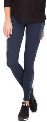 SPANX ® 'Aztec Stripe' Leggings $68 thestylecure.com
