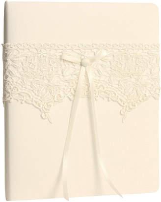 JCPenney IVY LANE DESIGN Ivy Lane DesignTM Vintage Lace Memory Book