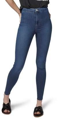 Topshop Joni Mid Denim Jeans
