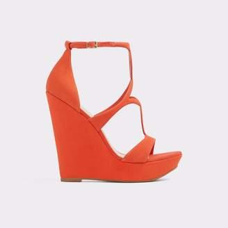 b4bf3bf6d529 Aldo Orange Women s Shoes - ShopStyle