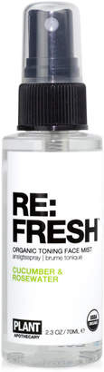R & E Plant Apothecary Re: Fresh Organic Toning Face Mist