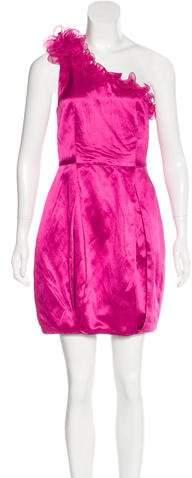 3.1 Phillip Lim3.1 Phillip Lim Ruffle-Trimmed One-Shoulder Dress
