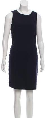 MICHAEL Michael Kors Sleeveless Sheath Dress