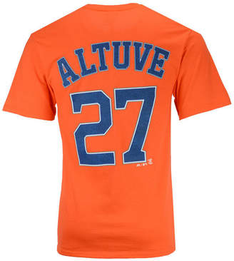 Majestic Men Jose Altuve Houston Astros Official Player T-Shirt