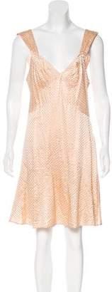 Marc Jacobs Knee-Length Slip Dress