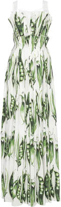 Dolce & Gabbana Snap Pea Gown