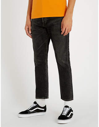 Citizens of Humanity Rowan regular-fit straight faded jeans