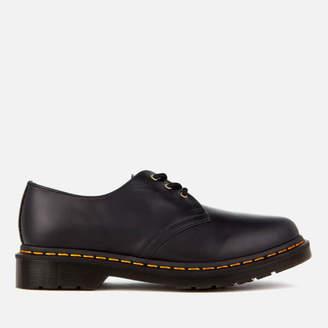 f24da621ab3 Dr. Martens Men s 1461 Aqua Glide Leather 3-Eye Shoes