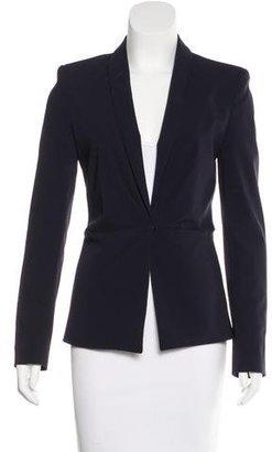 Jean Paul Gaultier Wool Shawl Collar Blazer $145 thestylecure.com