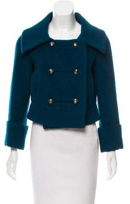 Diane von Furstenberg Lady Bird Wool-Blend Coat