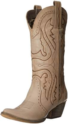 Very Volatile Women's Raspy Western Boot