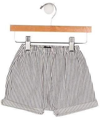 Makie Girls' Stripe Shorts